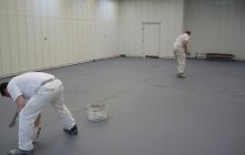 Műgyanta padlók kiképzésének anyagai