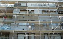 Épület homlokzat felújítás